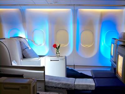 Travel between Geneva and Beijing with Air China A330-200