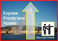 Express Priority lane Access